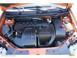 2006 Chevrolet Cobalt Lt Coupe 2 2l Dohc 16v Ecotec 4 Cylinder Engine Photo  52937460