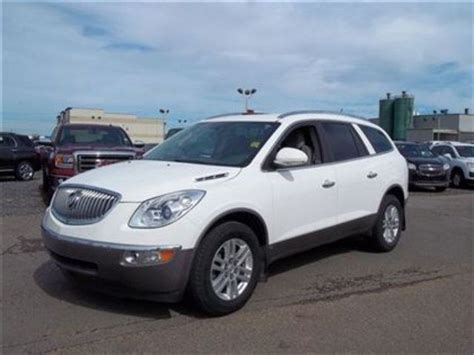 Buick Enclave 2009 For Sale by 2009 Buick Enclave Fwd Leduc Alberta Used Car For Sale