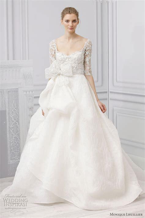 lhuillier wedding dresses lhuillier bridal 2013 wedding dresses wedding inspirasi