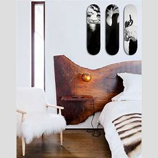 25+ Best Ideas About Skateboard Headboard On Pinterest