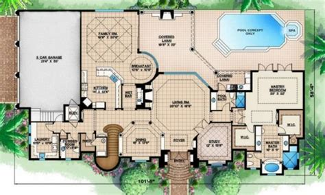 home floorplans tropical house designs and floor plans modern tropical