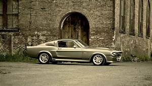 """1967 For Mustang GT500 Eleanor on """"Gone in 60 Seconds"""" movie"""