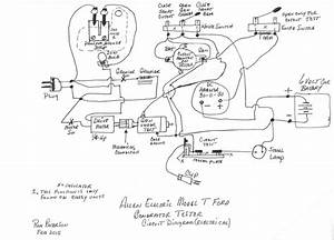 Model T Ford Forum  Allen Electric Generator Tester Wiring Diagram