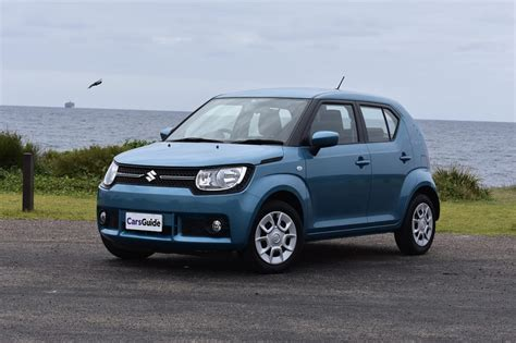 Review Suzuki Ignis by Suzuki Ignis 2018 Review Gl Carsguide