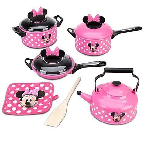 spatula pink set 71 disney store minnie mouse clubhouse kitchen 9