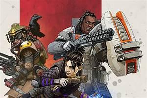 Apex Legends Passe Le Cap Des 25 Millions De Joueurs  En