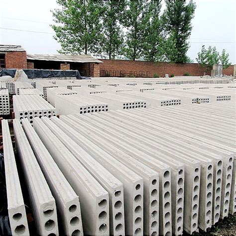 high efficiency lightweight concrete wall panel