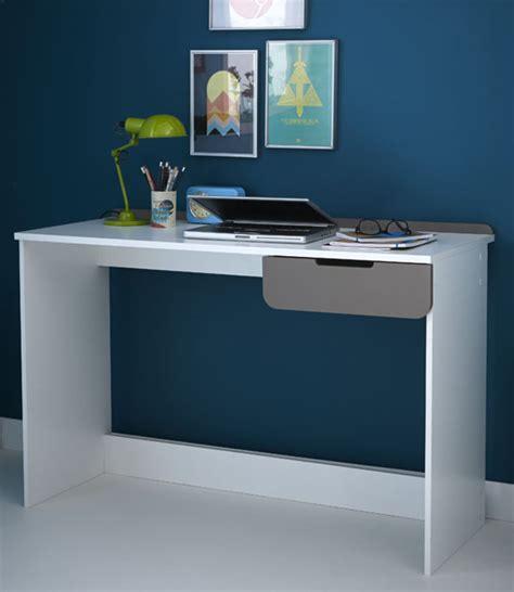 bureau basika sacha bureaux bureaux meubles infos bureau blanc perle