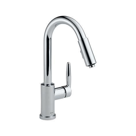 985LF Grail® Single Handle Pull Down Kitchen Faucet