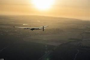 Solar Impulse plane completes first ever sun-powered ...