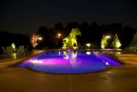 pool led lights shining light on led pool lighting systems