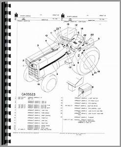 International Harvester 284 Tractor Parts Manual