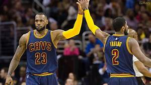 OsMais.com - Papel de Parede Lebron James e Kyrie Irving ...