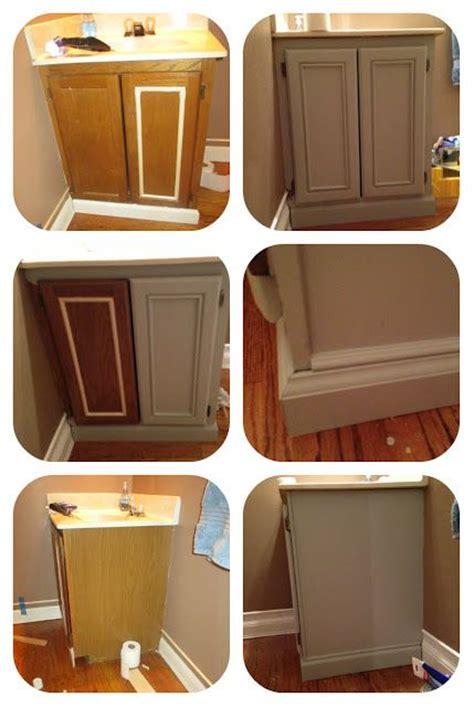 Diy Bathroom Vanity Update  Woodworking Projects & Plans