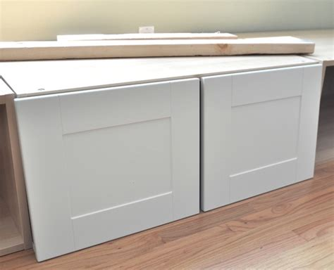 Ikea Kitchen Cabinet Doors White by Operation Window Seat Centsational