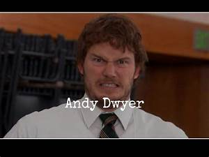 18 Parks and Re... Andy Dwyer Birthday Quotes