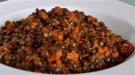 comment cuisiner les lentilles vertes recette comment cuisiner les lentilles 28 images recette lentilles aux saucisse de porc not