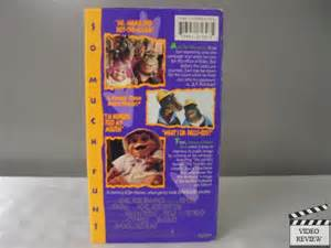 Dinosaurs TV Show VHS