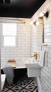 faience salle de bain blanche 7 indogate salle de bain With faience blanche salle de bain