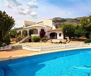 Ferienwohnungen Spanien De : villa zur miete in altea altea urlaub villa 49189 ~ Frokenaadalensverden.com Haus und Dekorationen