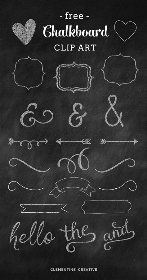 chalkboard clean blackboard clip art  clker vector clip art clipartix
