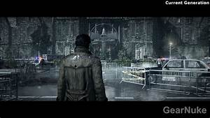 The Evil Within PC vs Current Gen Comparison: PS4 Version ...