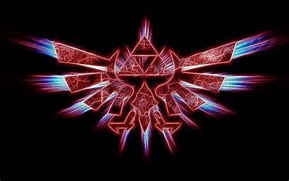 Zelda Triforce Legend Cool Wallpapers Epic Symbol