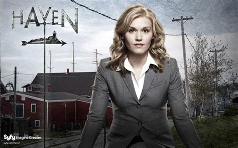 Haven Ends Its 1st Season Of Doppelgangers, Shapeshifters