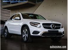 Mercedes GLC Coupé 2017 se pone a la venta