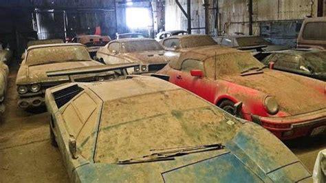Lamborghini - Barn Finds
