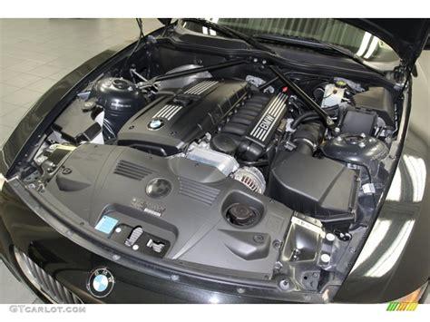 2008 Bmw Z4 3.0si Coupe Engine Photos