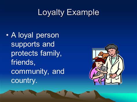 character education trustworthiness  english