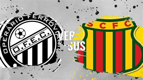 Pero, esto quizás no sea suficiente para superar en número de goles a su rival. Operário x Sampaio Corrêa: veja onde assistir à partida do ...