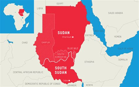 What's The Difference Between Sudan And South Sudan