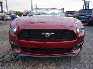 Used 2015 Ford Mustang EcoBoost Premium RWD Convertible For Sale In Baton Rouge LA - M159ES9