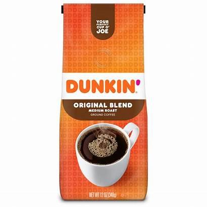 Coffee Blend Hazelnut Flavored Ground Dunkin