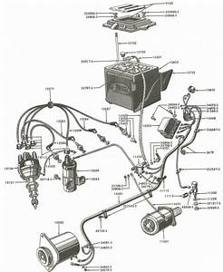 9n Ford Tractor Wiring Diagram Tractors 12 Volt Conversion