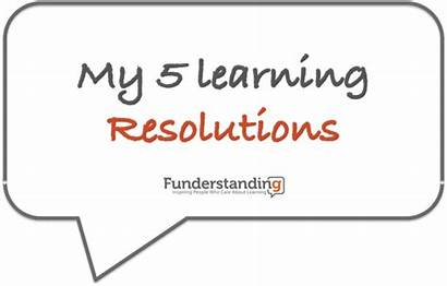 Learning Resolutions Learn