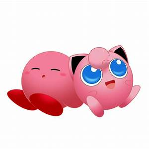 Jigglypuff And Kirby | www.imgkid.com - The Image Kid Has It!