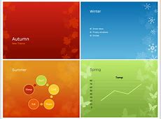 Give Your Presentations a Seasonal Flair with PowerPoint's