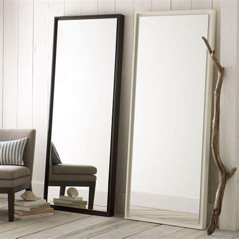 des miroirs 224 poser au sol pour une d 233 coration originale bricobistro