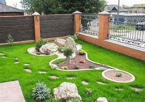 Design du jardin moderne reussi 35 alternatives du classique for Amenagement jardin avec pierres 0 design du jardin moderne reussi 35 alternatives du classique