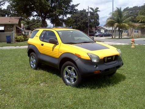 2001 Isuzu Vehicross by Isuzu Vehicross 2001 Everything Vehicles