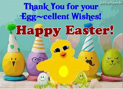 Easter Thank Egg 123greetings Cellent Chick Wishes
