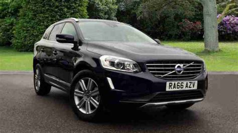 Volvo 2016 Xc60 13 Diesel Automatic. Car For Sale