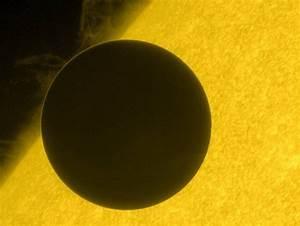 Scientists Study Atmosphere of Venus through Transit ...