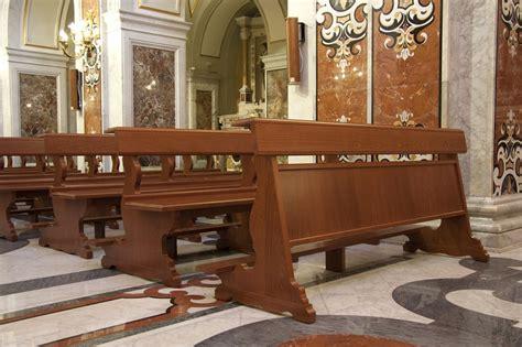 banchi chiesa antico banchi chiesa arredi sacri confessionali e