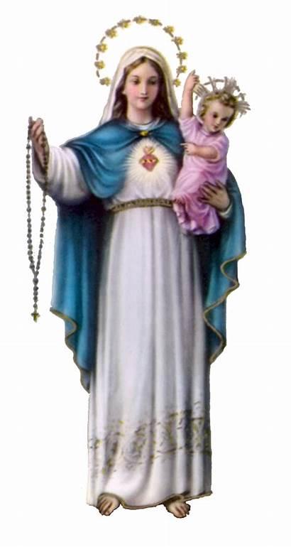 Jesus Rosary Catholic Church Child Mary Maria