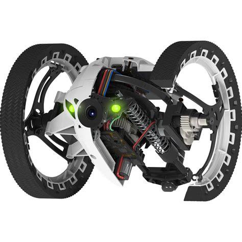 acheter  parrot minidrone jumping sumo blanc sur robot advance