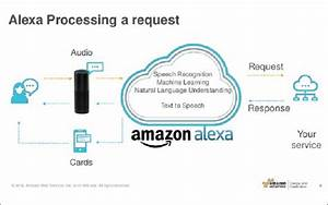 Information Architecture Of Alexa  Modified From Amazon